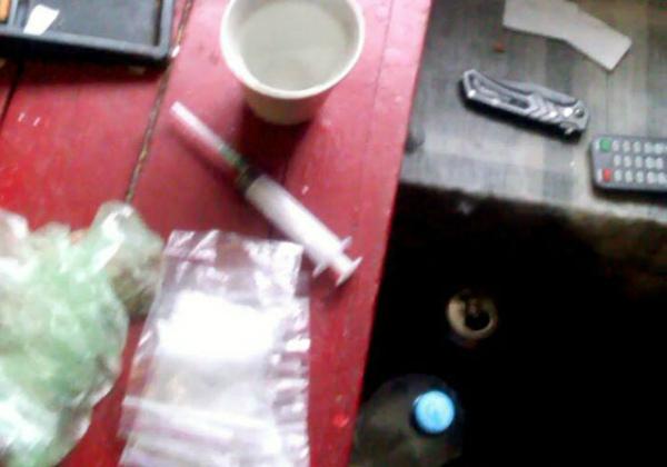 ВКременчуге мужчина вел торговлю особо опасным наркотиком