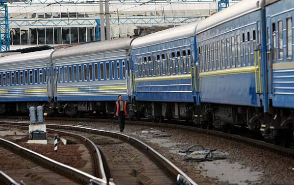 РосЗМI повідомили про плани України припинити пасажирське залiзничне сполучення зРосією
