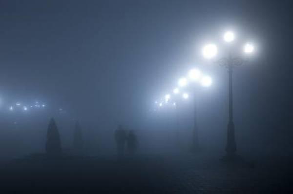 Завтра вКиеве предполагается густой туман имокрый снег