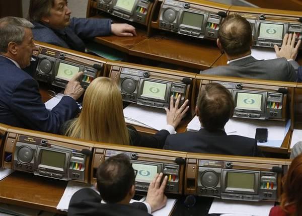 Рада дала согласие отменить одинаковое валютное обеспечение контрактников исрочников