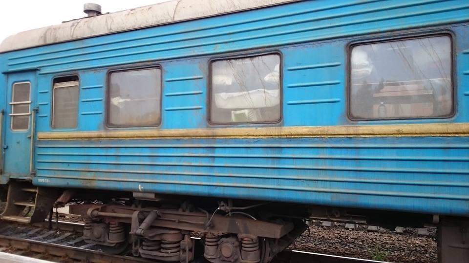 В «Укрзализныце» назвали количество вагонов снабженных кондиционерами