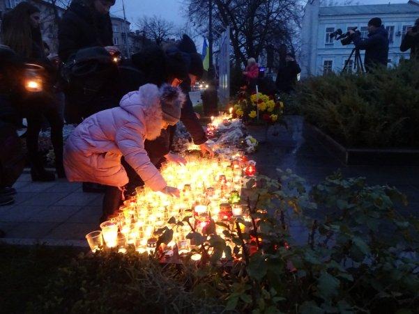 ВУкраїні та32 країнах світу вшанують пам'ять жертв Голодомору