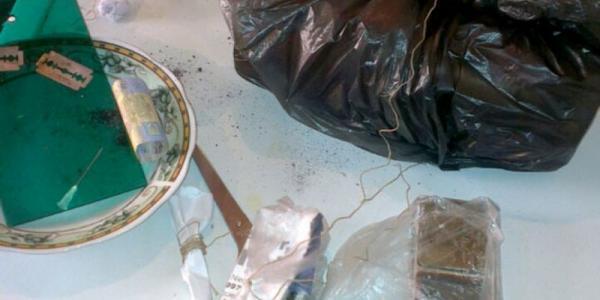 Милиционеры обнаружили «наркофабрику» в доме кременчужанина.