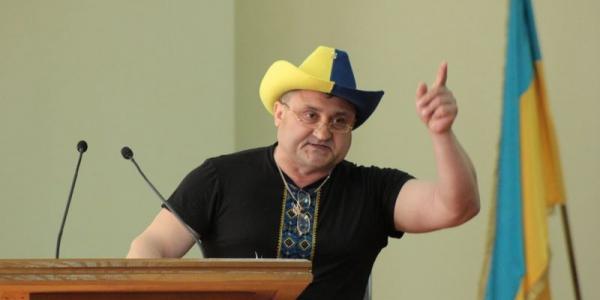 Кременчугского активиста Жогана депортируют с Украины
