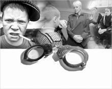 «Криминал» на Полтавщине помолодел