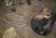 Милиция задержала серийного «любителя» кабелей