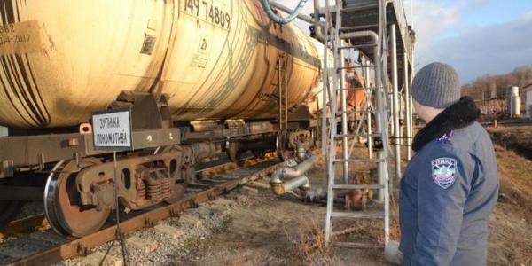 Налоговая милиция Полтавщины изъяла поддельного топлива на 66 миллионов
