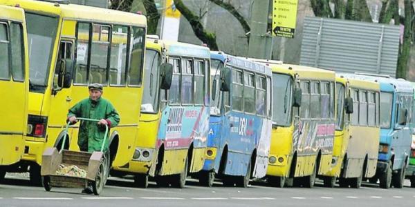 Проезд в маршрутке может подорожать до 4 гривень