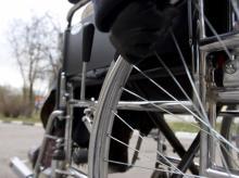 У кременчужанина «угнали» инвалидную коляску