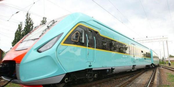 Дизель-поезд производства Крюковского вагонзавода оценили во Львове
