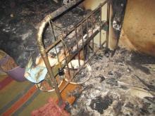 В Маламовке на даче погиб пенсионер