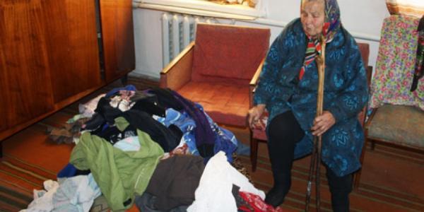 Под Кременчугом задержали 25 летнего мужчину, напавшего на 78-летнюю пенсионерку