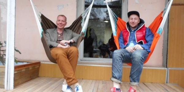 В Кременчуге состоялся необычный художественный проект