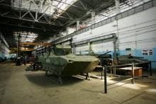 Крюковский вагонзавод отремонтирует военную технику