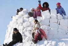 В Кременчуге зимние каникулы продлятся две недели, в Полтаве – целый месяц