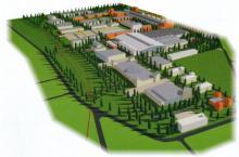 Управлять индустриальным парком «Центральный» пожелала только фирма «Ариал Сервис»