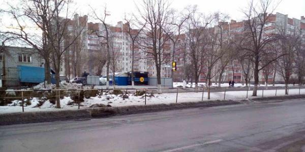 На Киевской в Кременчуге появилась газозаправка