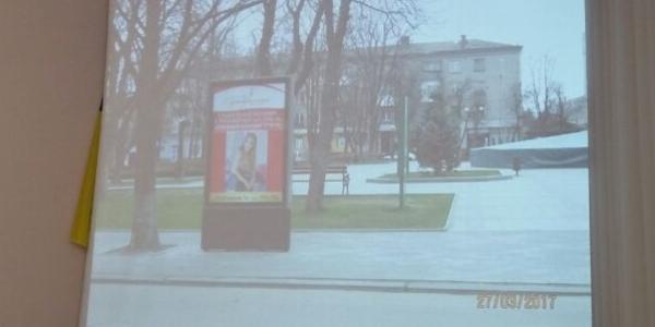 В Кременчуге исполком продлил разрешение на внешнюю рекламу на год, а не на пять, как просили предприниматели