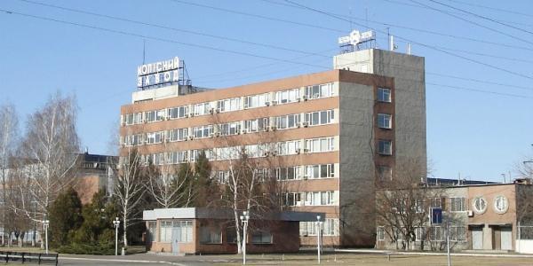 Кременчугский колесный завод в первом квартале увеличил производство колес