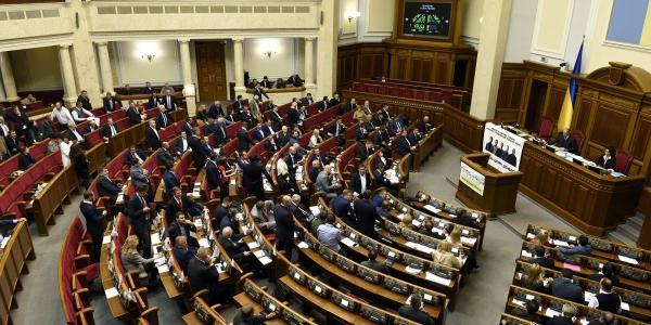 Парламент скинул социальные расходы на местные бюджеты, где денег нет
