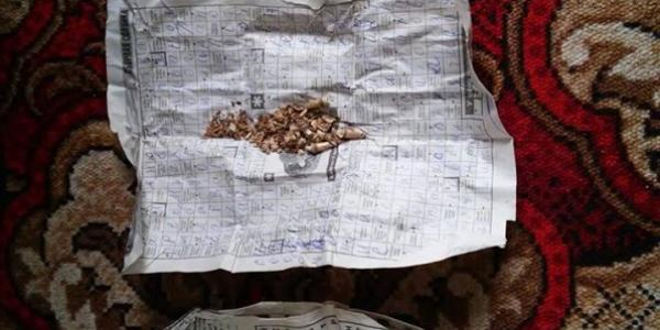 В Кременчугском районе полицейские изъяли наркотики и марихуану