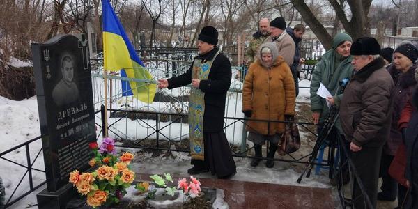 На Свиштовском кладбище прошел молебен в родительскую субботу