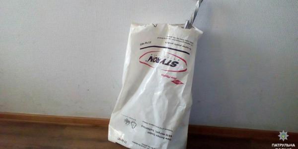 Кременчужанин украл из частного дома мешок металла