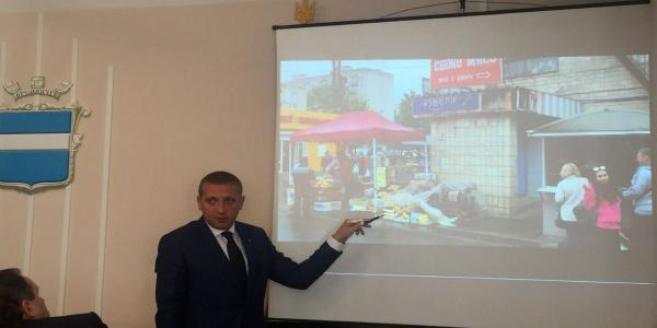 На мэра Малецкого предприниматели «наплевали»