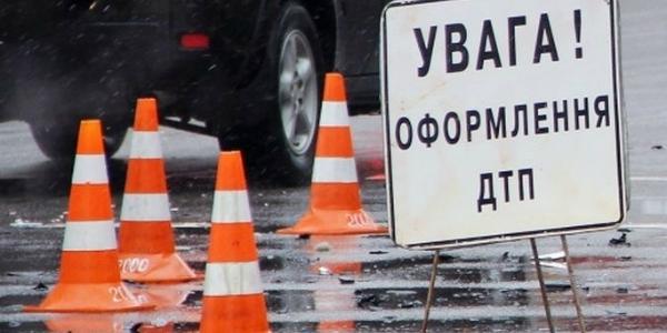 На выезде из Кременчуга ДТП: четверо пострадавших