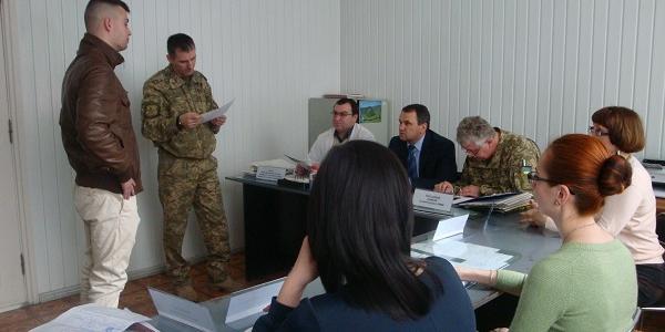 Первая весенняя отправка в армию из Кременчуга состоится 18 апреля