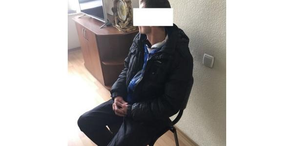 В Кременчуге поймали уличного грабителя