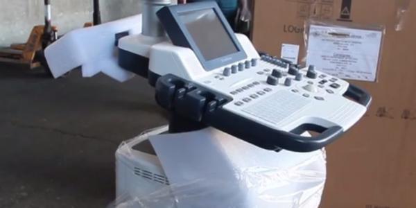 В Кременчуге французские аппараты УЗИ поставят в 1, 2 и 4 больницах