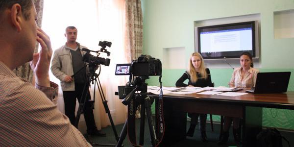 Кременчугские  активисты заявили, что не допустят строительство собора на площади Победы