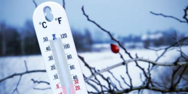 Кременчужанам обещают 20 градусов мороза
