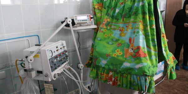 Роддом Кременчуга пополнился уникальным оборудованием закупленным за деньги участников пробега «С верой в сердце»