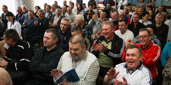 Кременчугские «чернобыльцы» хотят «вернуть все, как было»