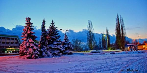 В Кременчуге и зимой есть что посмотреть