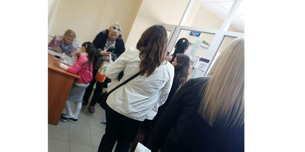 Реформируют медицину Кременчуга, а аншлаг в налоговой