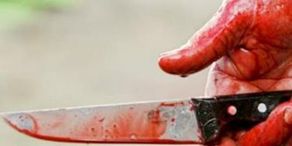 Кременчужанин искромсал подругу ножом и пошел сдаваться в полицию
