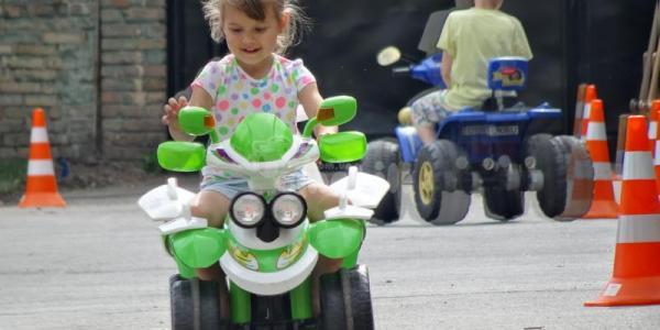 В Кременчуге появятся электромобили для детей