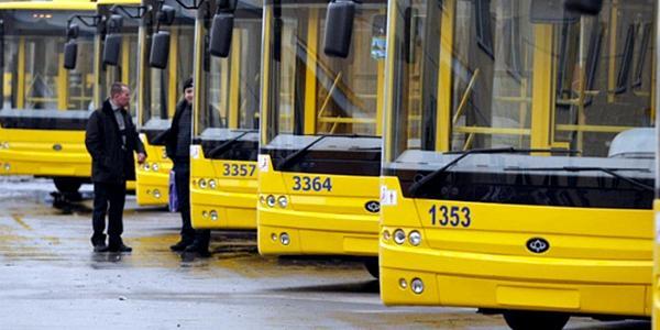 Городские власти Кременчуга подозревают в возможном присвоении средств еврокредита на закупку троллейбусов