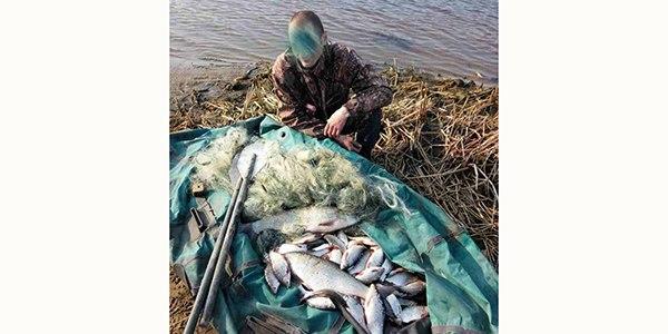 Под Кременчугом задержаны два браконьера