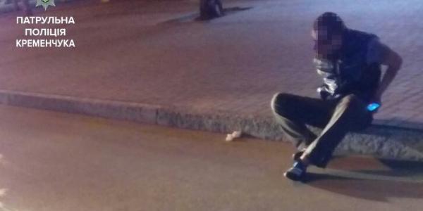 Ночная поножовщина в Кременчуге