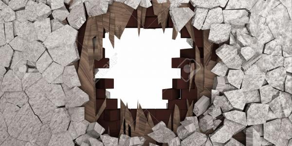 В Кременчуге воры ломятся сквозь стены