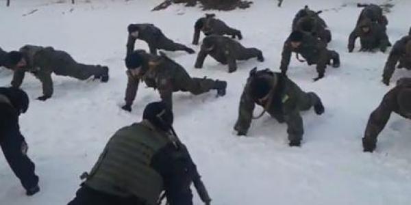 Полтавские полицейские вслед за Кременчугом присоединились к всемирному флешмобу