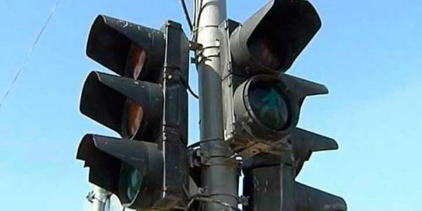 В Кременчуге на перекрестке Пугачева-Мира отключен светофор