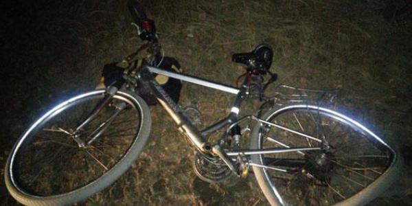 Разыскивается автомобиль, сбивший под Кременчугом велосипедиста