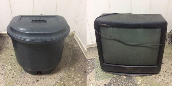 Снял в аренду дачу – украл телевизор и «стиралку» в придачу