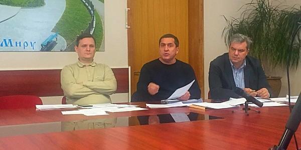 Депутат Иванян – градоначальникам: «Хрен вам, а не парки!»