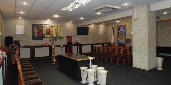 Кременчужане смогут попрощаться с умершими близкими в специальном зале коммунального предприятия
